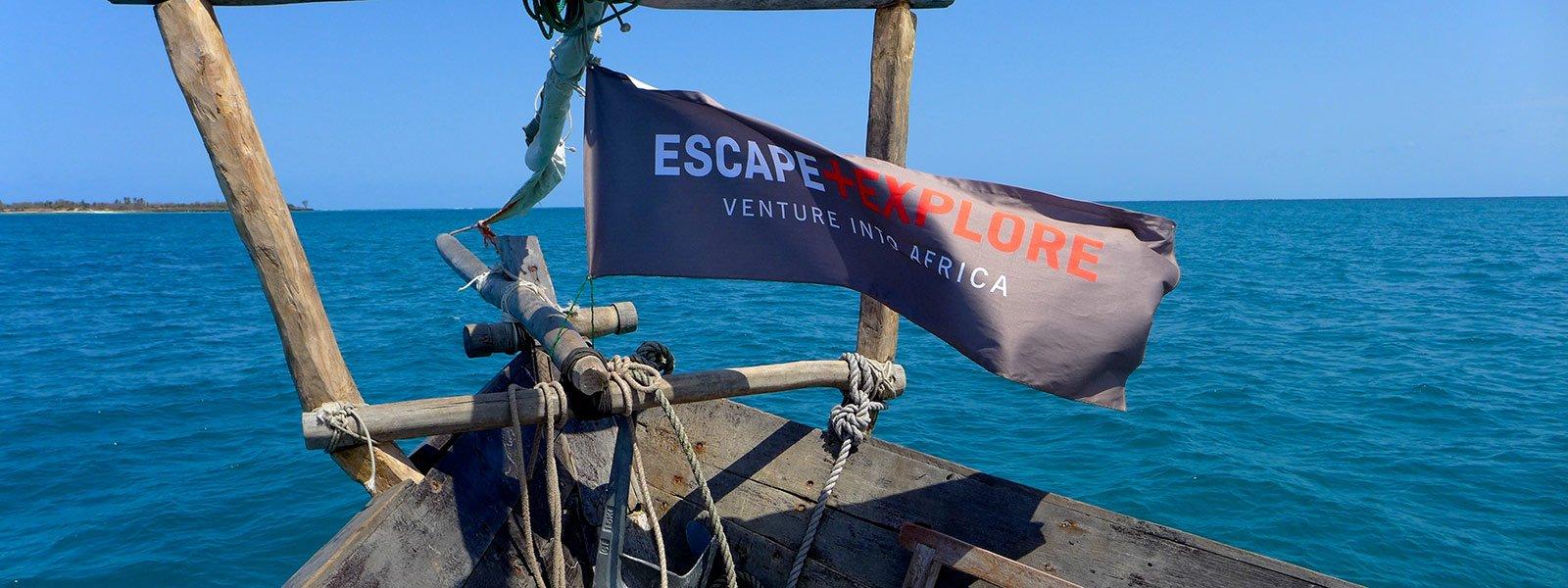 Quirimbas Archipelago Mozambique SUP Expedition
