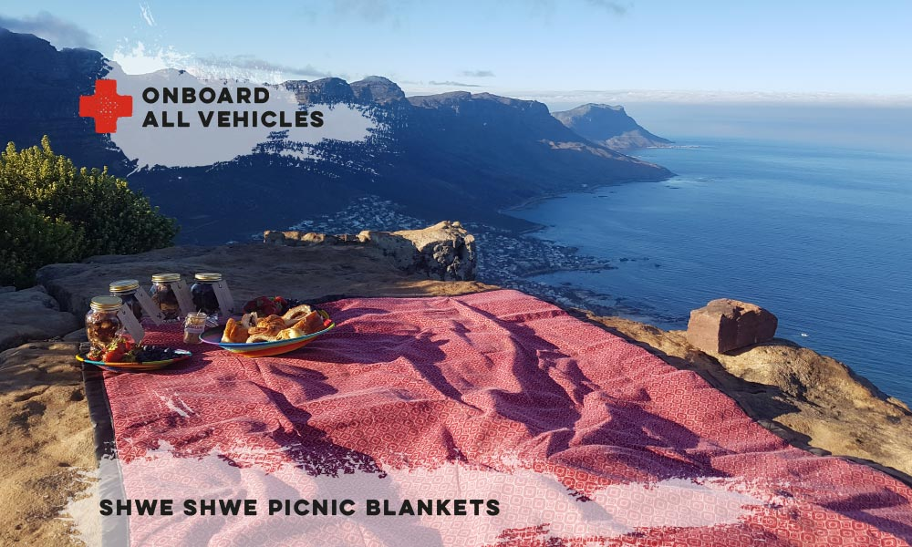 Shwe Shwe Picnic Blankets
