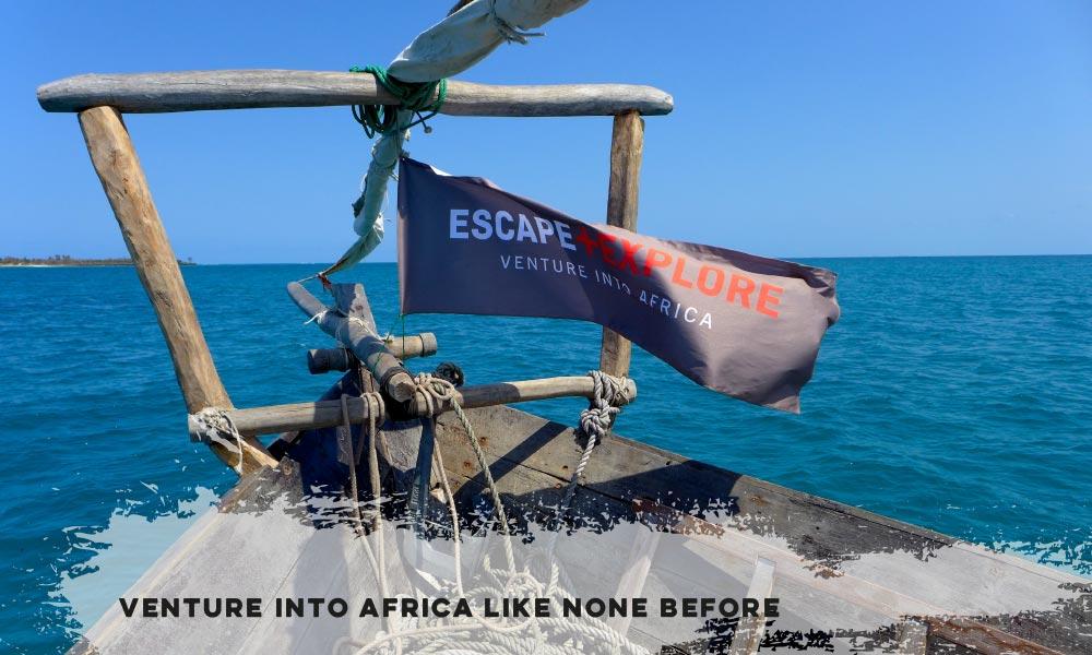 Venture into Africa