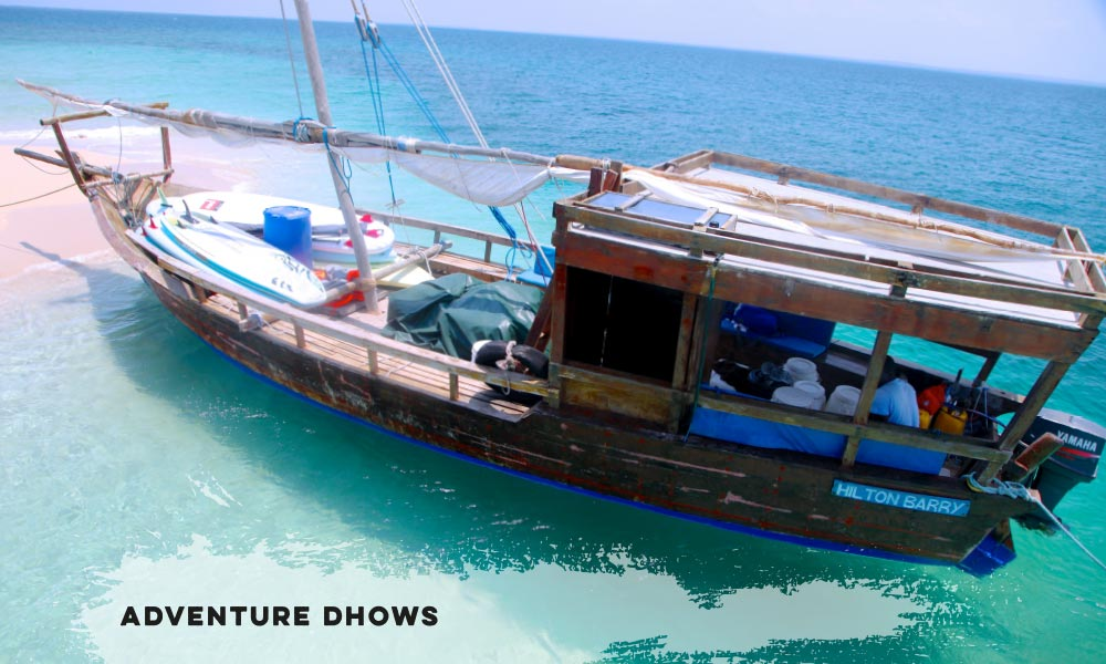 Adventure Dhows