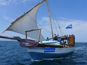 Quirimbas SUP Expedition
