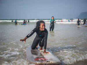Rock Girls - Micro Adventure Surfing