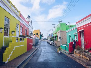 Urban Exploring the colourful Bo Kaap